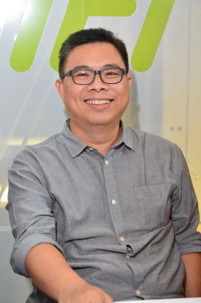 พี่เข้ – สมพัฒน์ ทฤษฎิคุณ' ผู้อำนวยการบริหารฝ่ายสร้างสรรค์ The Leo Burnett Group Thailand