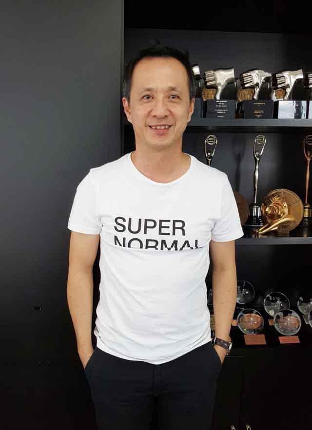 สาธิต จันทร์ทวีวัฒน์ ประธานเจ้าหน้าที่บริหารฝ่ายความคิดสร้างสรรค์ J. Walter Thompson Bangkok-11