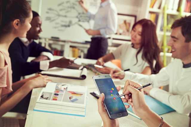 โน้ตไอเดียได้ทันใจด้วย Samsung Galaxy Note 5 (2)-11