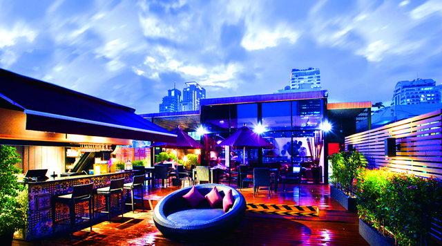 U Sukhumvit Bangkok-Rooftop