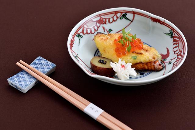 Yamazato_Father's day Gozen_Grilled salmon-11