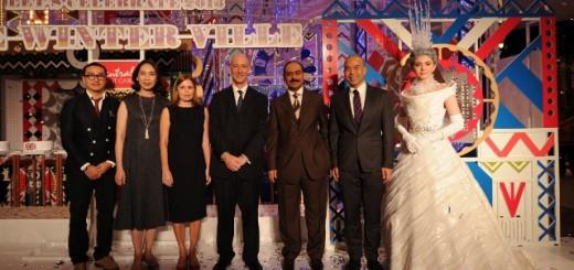 ผู้บริหารเซ็นทรัลและคณะทูตให้เกียรติร่วมเปิดงาน 01-11