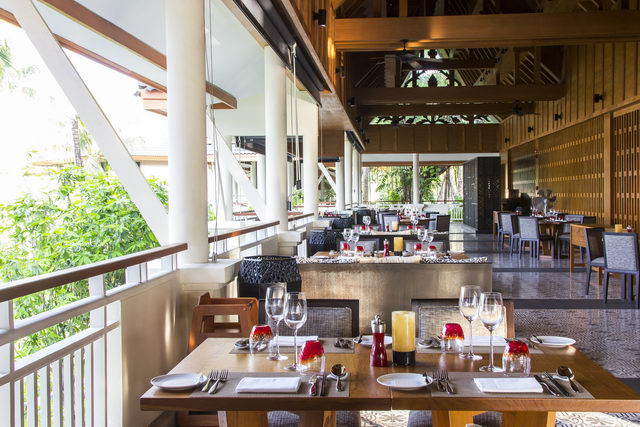 Locavore Restaurant Terrace