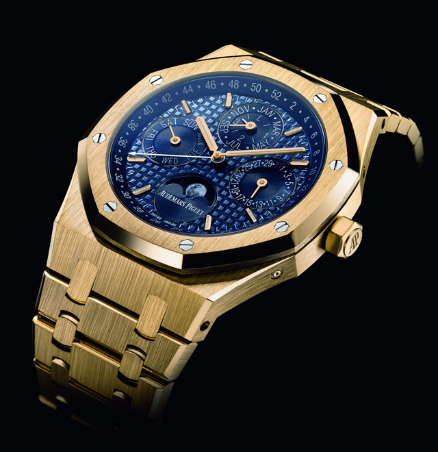 ROYAL OAK PERPETUAL CALENDAR YELLOW GOLD_1-11
