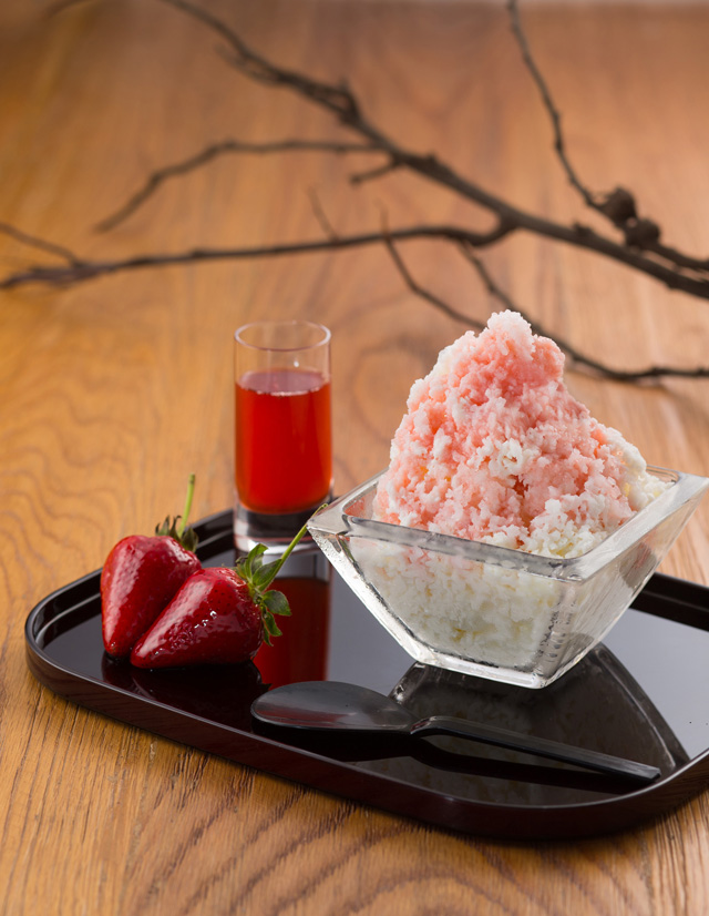 Up & Above Bar_Snow Cone_Japanese Stawberry-11
