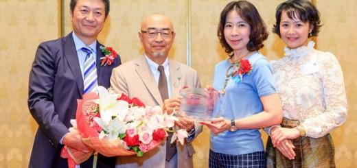 """เคทีซีสุดปลื้ม รับรางวัล """"Japan Tourism Awards in Thailand 2015""""  (2)"""