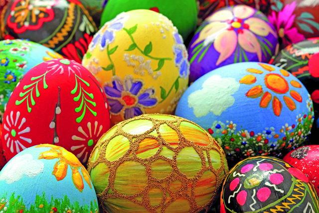 3. Easter celebration at InterContinental bkk