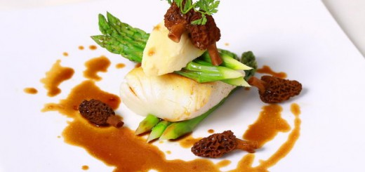 Pan Seared Atlantic Halibut