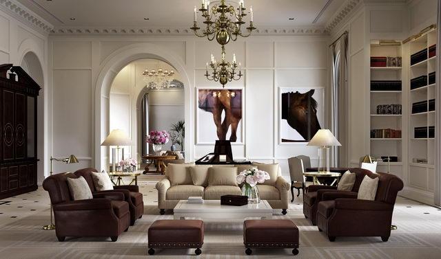 Lobby Lounge โครงการคอนโดมิเนียมไนน์ตี้เอท ไวร์เลส (98 WIRELESS)