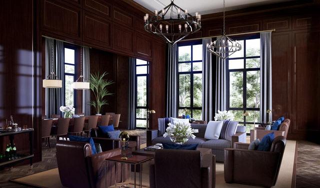 Business Lounge โครงการคอนโดมิเนียมไนน์ตี้เอท ไวร์เลส (98 WIRELESS)