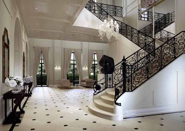 Grand Staircase โครงการคอนโดมิเนียมไนน์ตี้เอท ไวร์เลส (98 WIRELESS)