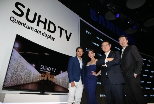 เปิดตัว SUHD TV 1~1
