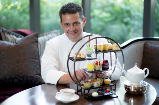 Afternoon Tea with Chef Darren~1