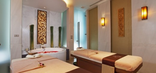 Centara Grand & Bangkok Convention Centre at CentralWorld - Spa Cenvaree 06~1
