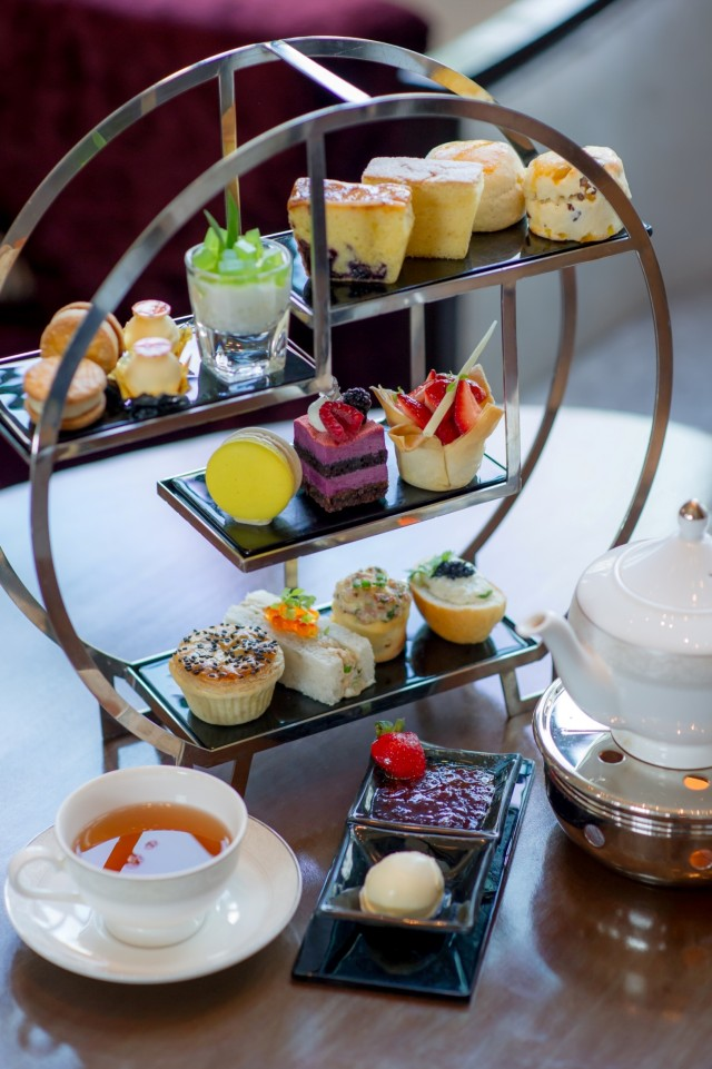 Dazzling Fruits Afternoon Tea~1