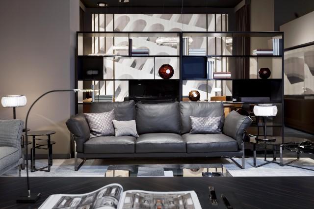 FF Metropolitan 3 seater sofa and Columbus coffee tables