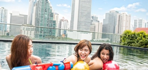 Pool Party - U Sukhumvit Bangkok