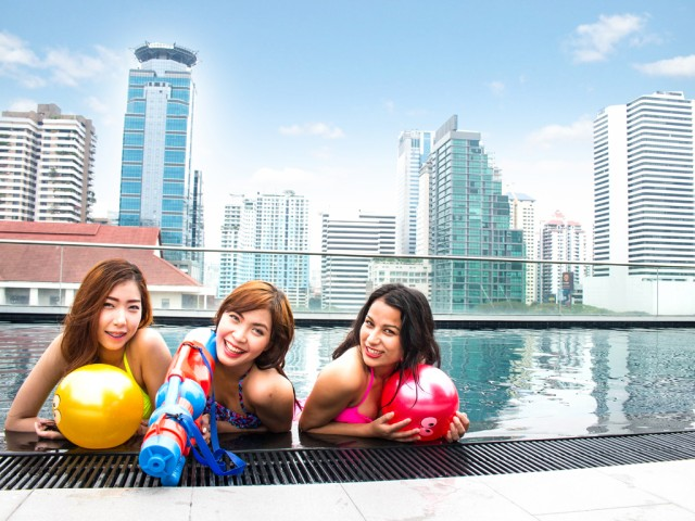 Pool Party- U Sukhumvit Bangkok