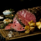 Weekend Roast at Babette's_Hotel Muse Bangkok~1