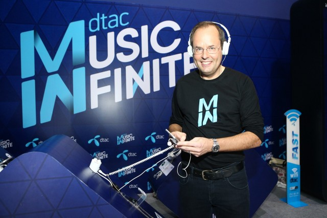 World Music Streaming Day by dtac_1~1