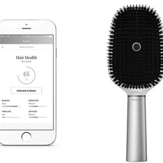 World's First Smart Hairbrush_2