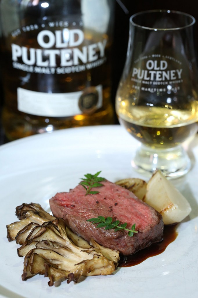 Old-Pulteney-1989-Vintage-จับคู่กับ-Looking-for-Yakiniku
