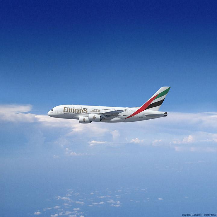 เอมิเรตส์-เพิ่มบริการเส้นทางการบินเป็นสองเท่ารุ่น-A380