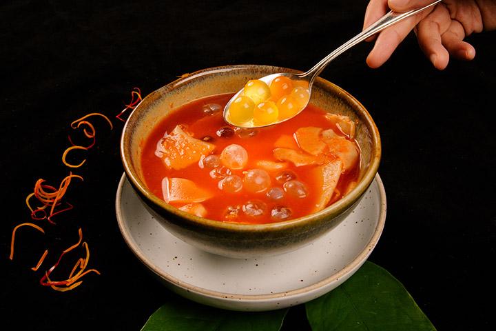 โปรโมชั่นของดีจังหวัดดัง---แกงส้มหน่อไม้ดองไข่ปลาเรียวเซียว
