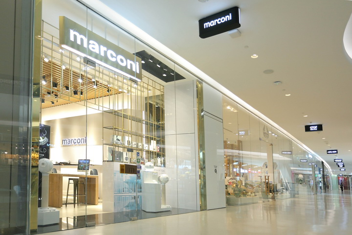01 Marconi Flagship Store - Central Embassy