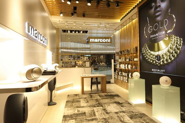04 Marconi Flagship Store - Central Embassy