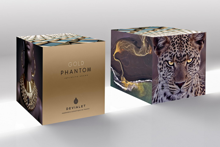 14 Phantom Gold packaging