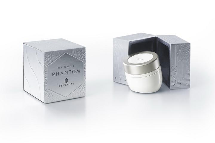 15 Product highlight - Devialet Phantom Remote Control