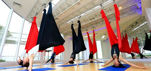 Yoga-Fly-Class---Centara-Grand-at-CentralWorld