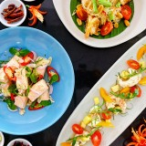 "2.REINTERPRET THAI SALAD ""YUMMY YUM"" AT SUAN BUA,  CENTARA GRAND HUA HIN - 01"