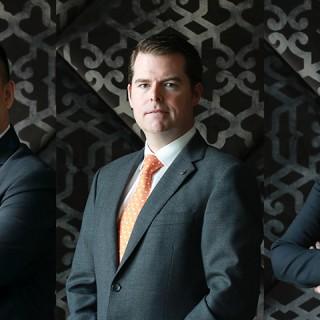 Sam Chia, Carl Chapman, Boonyanoot Kongrod