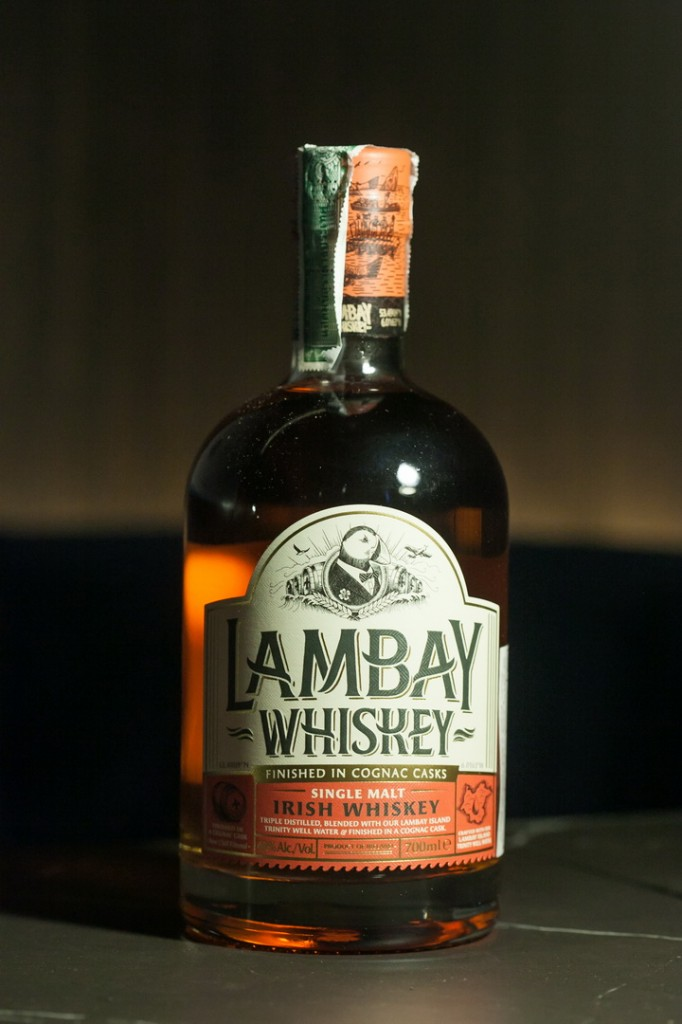 Lambay Single Malt 70 cl