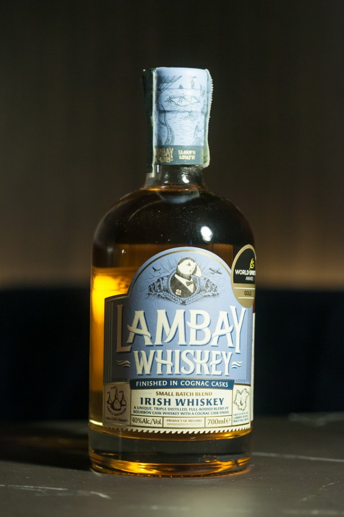 Lambay Small Batch 70 cl