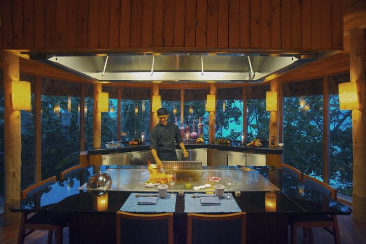 GLM_By The Sea Teppanyaki Room