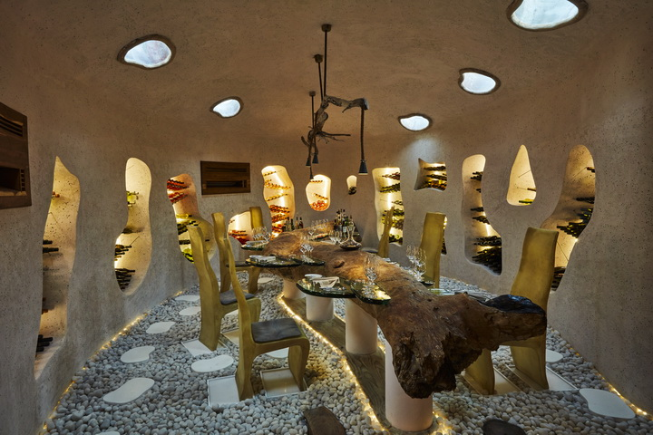 GLM_Underground Wine Cellar