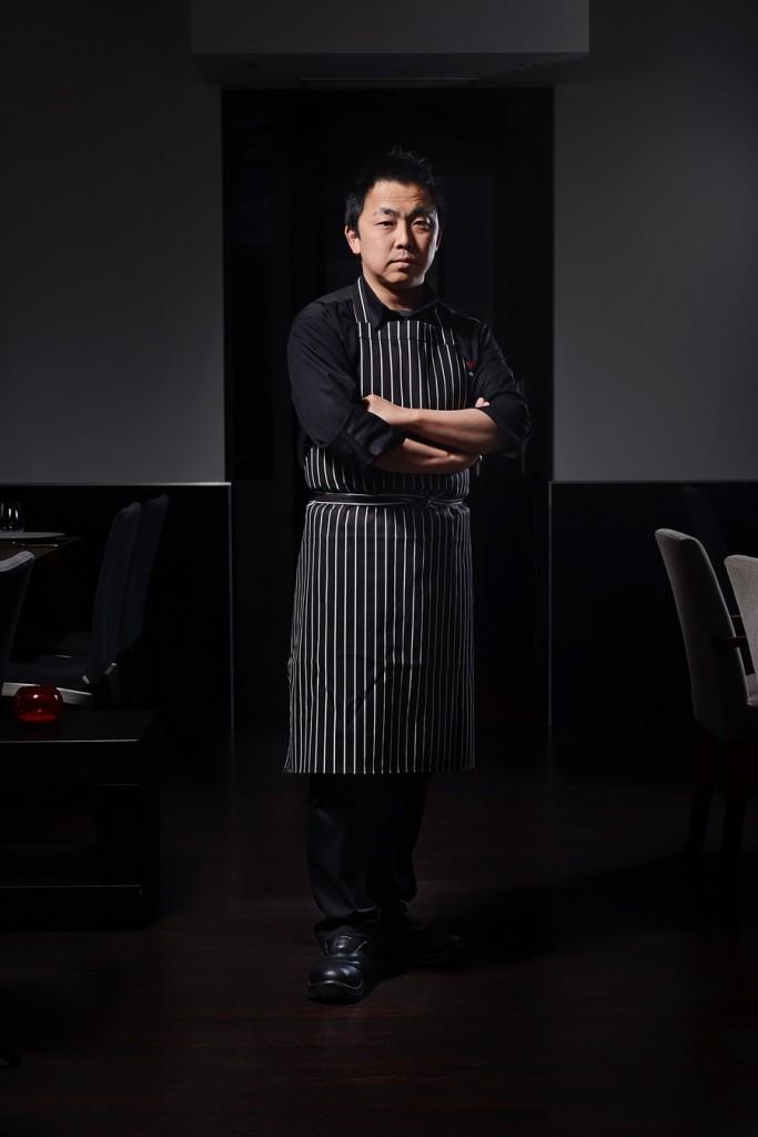 Chef Masafumi Hamano