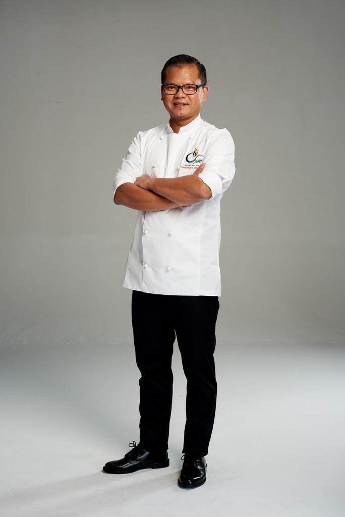 Chef Thaninthorn Chantrawan