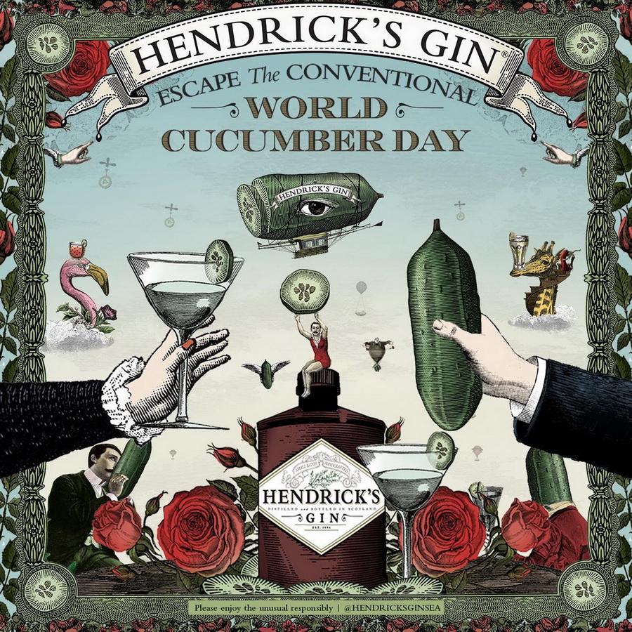 004-Hendrick Gin